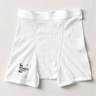 Astronauts are born in April Zg6v6 Boxer Briefs