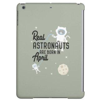 Astronauts are born in April Zg6v6 iPad Air Case