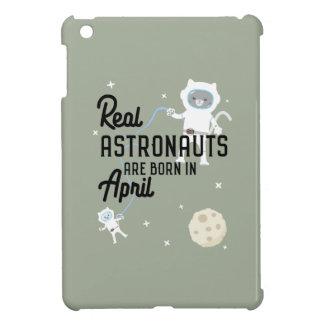 Astronauts are born in April Zg6v6 iPad Mini Case