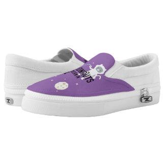 Astronauts are born in April Zg6v6 Slip-On Sneakers