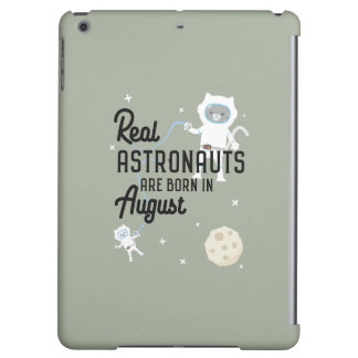Astronauts are born in August Ztw1w Case For iPad Air