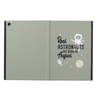 Astronauts are born in August Ztw1w Cover For iPad Air