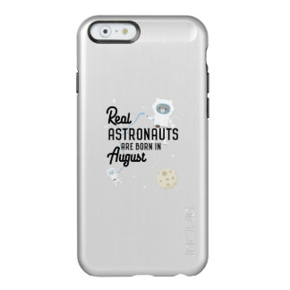 Astronauts are born in August Ztw1w Incipio Feather® Shine iPhone 6 Case