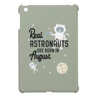 Astronauts are born in August Ztw1w iPad Mini Case