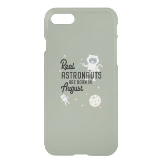 Astronauts are born in August Ztw1w iPhone 8/7 Case
