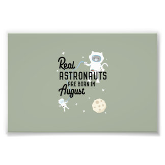 Astronauts are born in August Ztw1w Photo
