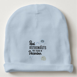 Astronauts are born in December Zcsl0 Baby Beanie