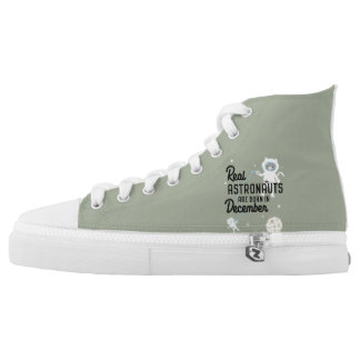 Astronauts are born in December Zcsl0 High Tops