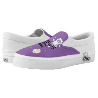 Astronauts are born in December Zcsl0 Slip-On Sneakers