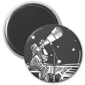 Astronomer 2 Inch Round Magnet
