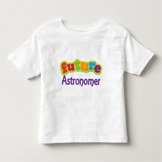 Astronomer (Future) For Child Toddler T-shirt