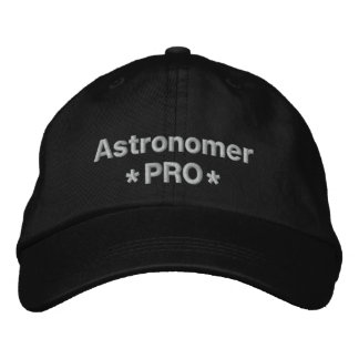 Astronomer Pro Embroidered Hat