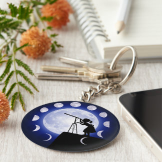 Astronomer's Key ring