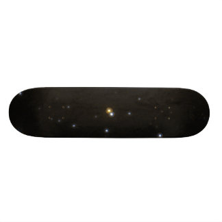 Astronomers Use Image to Measure Star's Mass Skateboard Deck