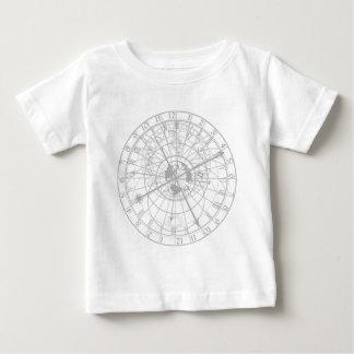 astronomical clock baby T-Shirt