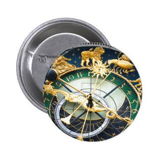 Astronomical Clock Button
