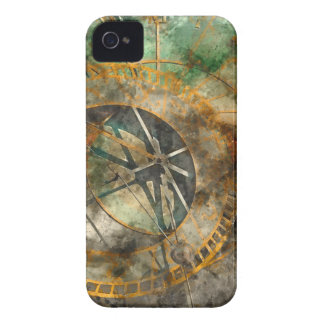 Astronomical clock in Prague, Czech Republic iPhone 4 Case-Mate Case