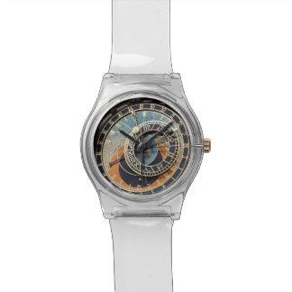 Astronomical Clock In Prague Watch