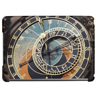 Astronomical Clock In Praque iPad Air Cover