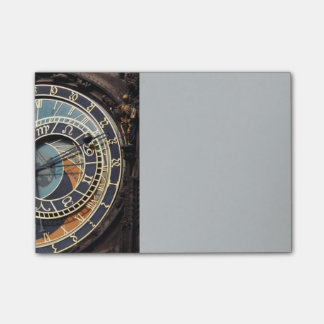 Astronomical Clock In Praque Post-it® Notes