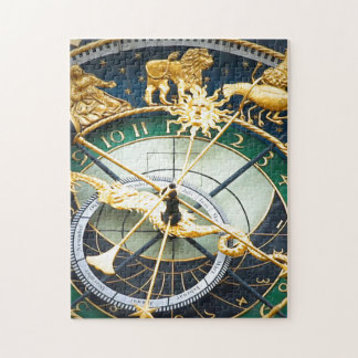 Astronomical Clock Jigsaw Puzzle