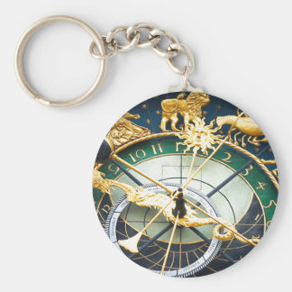 Astronomical Clock Key Chains