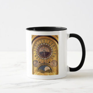 Astronomical clock made for the Grand Dauphin Mug
