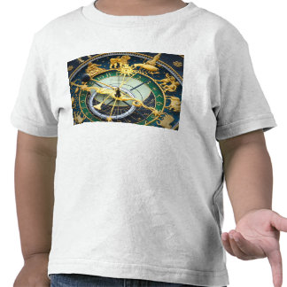 Astronomical Clock Tee Shirt
