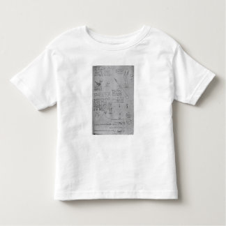 Astronomical diagrams, from the Codex Toddler T-shirt