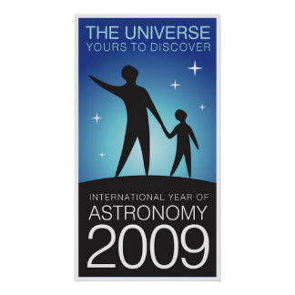 Astronomy 2009 poster