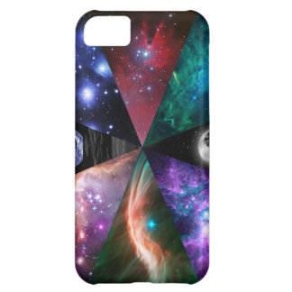 Astronomy Collage Case For iPhone 5C