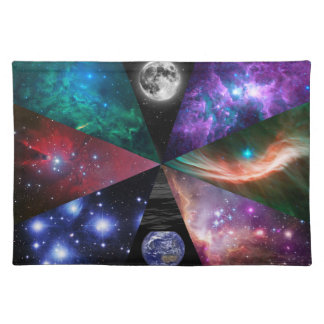 Astronomy Collage Placemat
