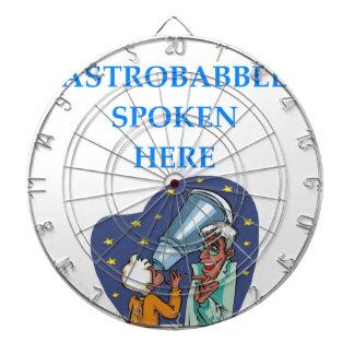 ASTRONOMY DARTBOARD
