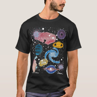 Astronomy Montage Shirt