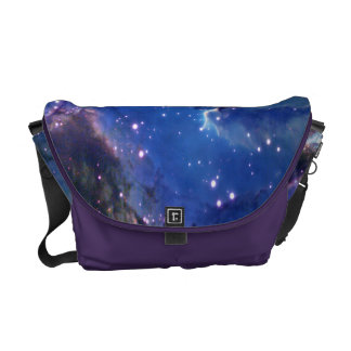 Astronomy, Nebulae Outer Space Messenger Bag
