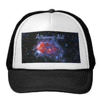 Astronomy Nut - Stellar Nurseries RCW120 Trucker Hat