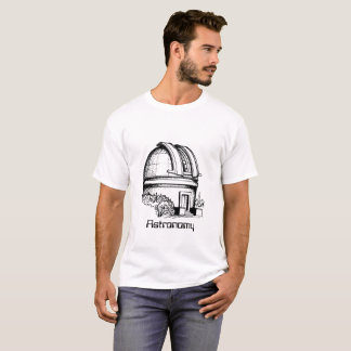 Astronomy Observatory T-Shirt