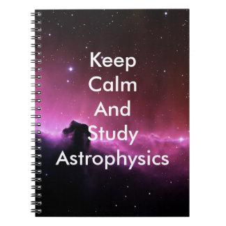 Astrophysics Notebook