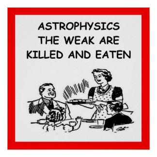astrophysics poster