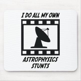 Astrophysics Stunts Mouse Pads
