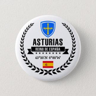 Asturias 2 Inch Round Button