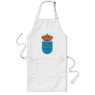 Asturias Coat of Arms Apron