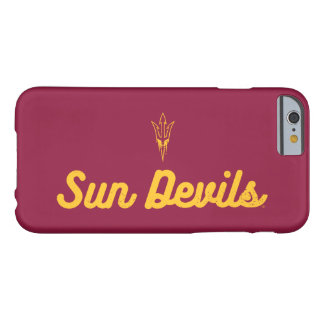 ASU | Vintage Script Logo Barely There iPhone 6 Case