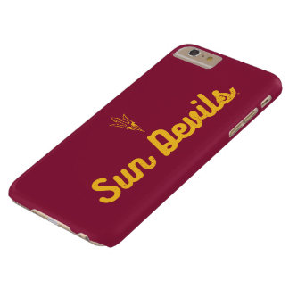 ASU | Vintage Script Logo Barely There iPhone 6 Plus Case