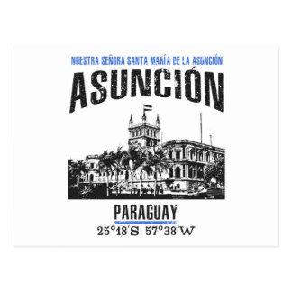 Asunción Postcard