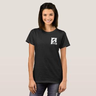 Asylum T-shirt w black