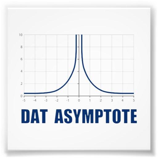 Asymptote de Dat Impression Photographique