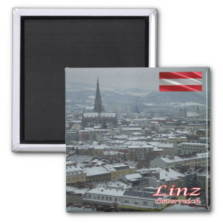 AT - Austria - Linz Magnet