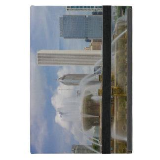 At Buckingham Fountain iPad Mini Case
