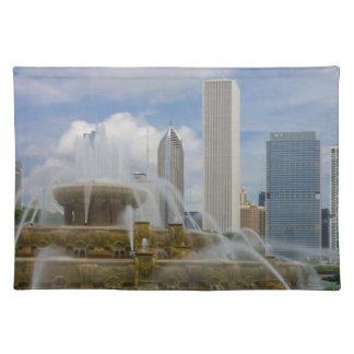At Buckingham Fountain Placemat